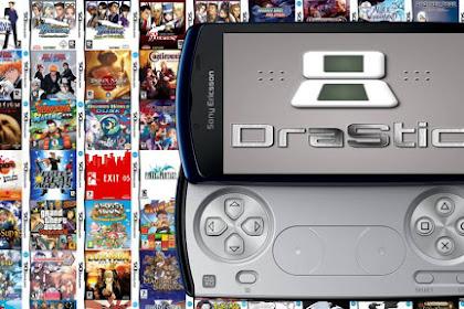 DraStic DS Emulator r2.5.0.3a Full Apk