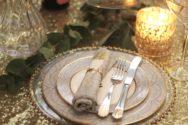 gatsby style tableware home blog
