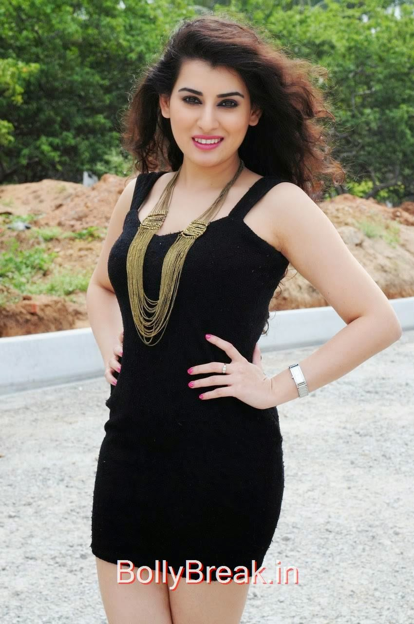 High Quality Archana Pics, Hot HD Images Of  Archana in black dress From Tharuvatha Katha Movie