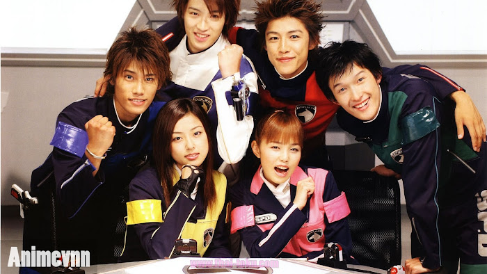 Ảnh trong phim Tokusou Sentai Dekaranger the Movie: Full Blast Action 1