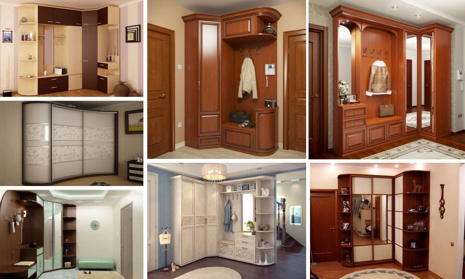 Corner Wardrobe Cabinets Designs Ideas
