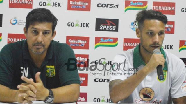 Persebaya Kalah 0-1 dari PSIS Semarang, Raphael Maitimo Tuding Sang Lawan Bermain Sangat Kotor