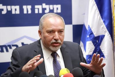 Avigdor Lieberman foi empossado ministro da Defesa