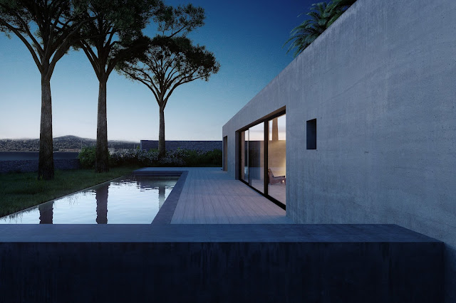 A MINIMALIST HOLIDAY HOME IN FRANCE