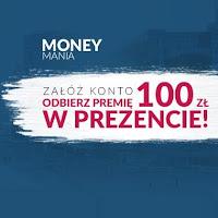 moneymania 3 bz wbk konto godne polecenia 4% premia 100 zł