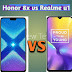 Honor 8x vs Realme u1