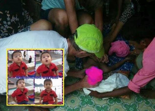 Ungkapan Terakhir Budak 3 Tahun Sebelum Mati Lemas Terperangkap Dalam Kereta