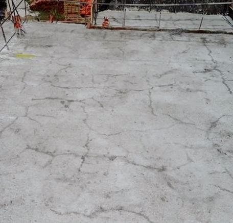 Builder S Journal Quality Issue Concrete Hairline Cracks