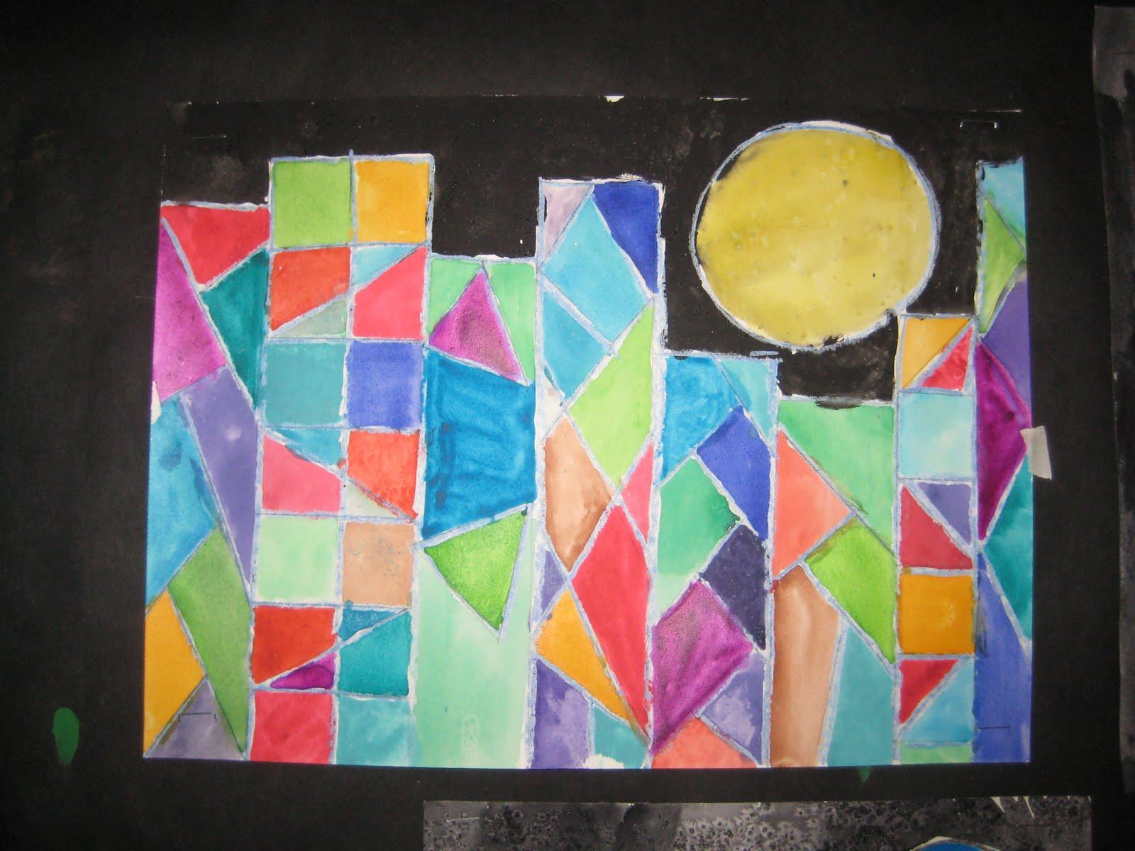 Mrs Art Teacher Paul Klee Cities