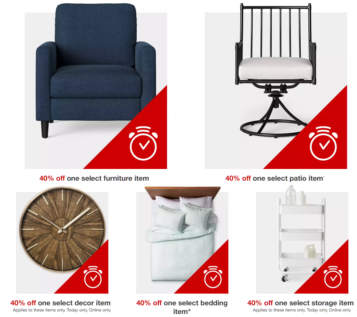 Home Decorators Collection Coupons Promo Codes Deals: 40% Off Home Items On Target Online Today. Great Deals On