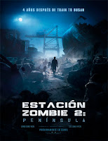 Pelicula Estación Zombie 2: Península