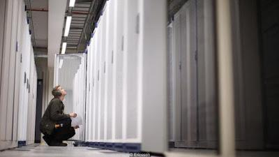 O país que usa o calor da internet para aquecer casas