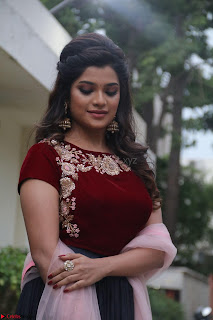 Actress Aathmika in lovely Maraoon Choli ¬  Exclusive Celebrities galleries 025.jpg