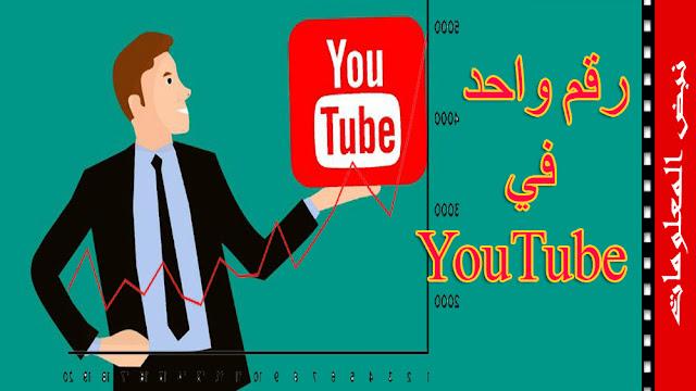 خمس خطوات لتصنيف الترتيب رقم واحد في YouTube