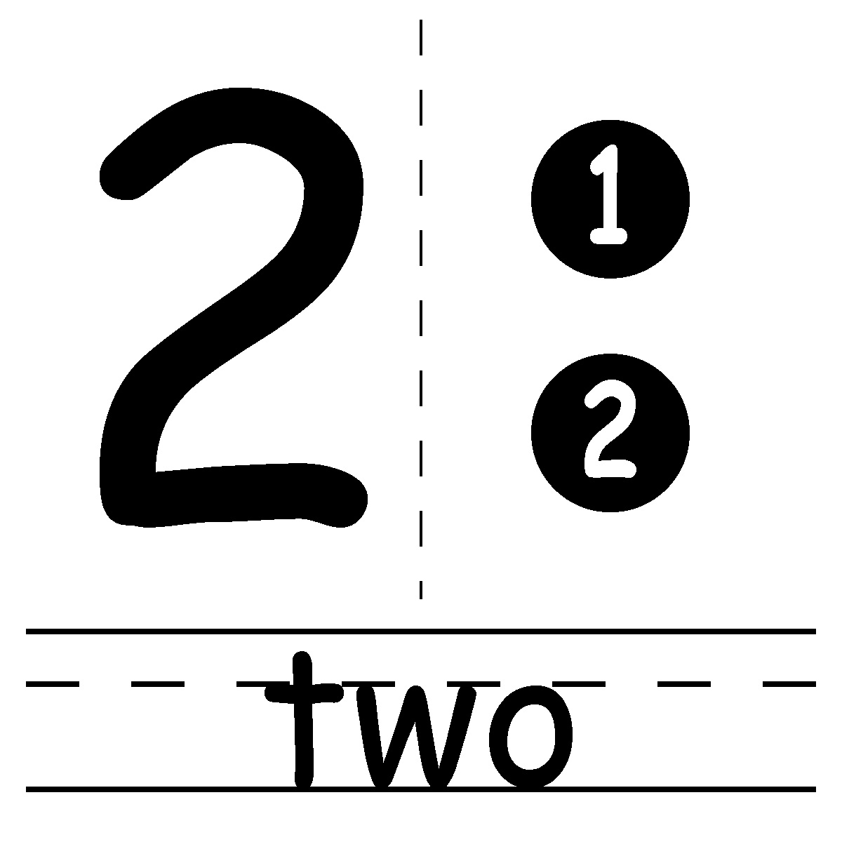 The Number Two Collective November