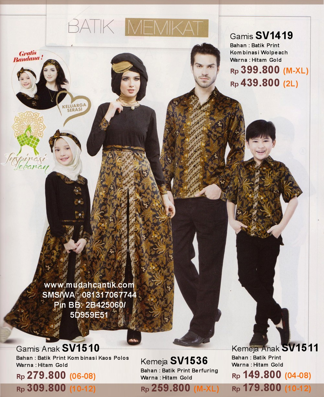 Baju Gamis Couple Keluarga Muslim Casual Modern Sarimbit Savero Fashion By Rika Sms Whatsapp