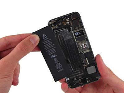 Thay pin mới chính hãng cho điện thoại iPhone 6