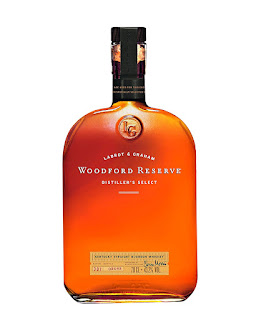 Whisky DEALS : Woodford Reserve Bourbon Whiskey, 70 cl £25.00, sold by Amazon