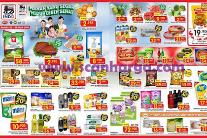 Katalog Promo Superindo Weekday Terbaru 25 - 28 Maret 2019