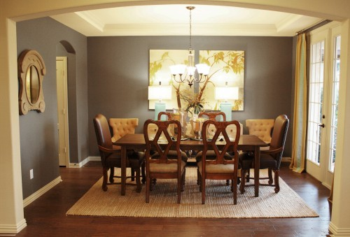 That Village House: Dining Room Progress