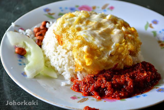 Nasi-Lemak-Sun-Kopitiam-Ulu-Tiram-Johor-东升