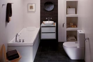 ديكورات حمامات ضيوف صغيرة بالصور شركة ارابيسك