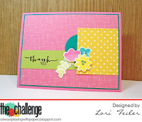 Fabulous Florals Thank You card-designed by Lori Tecler/Inking Aloud-stamps from Avery Elle