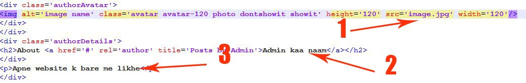 About admin