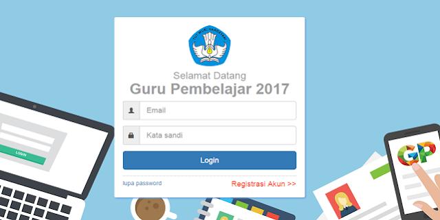 Informasi (GPO) Guru Pembelajar Online 2017