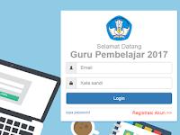 Informasi (GPO) Guru Pembelajar Online 2017, Guru akan....