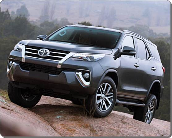 2017 Toyota 4Runner Redesign | TOYOTA CHANGES