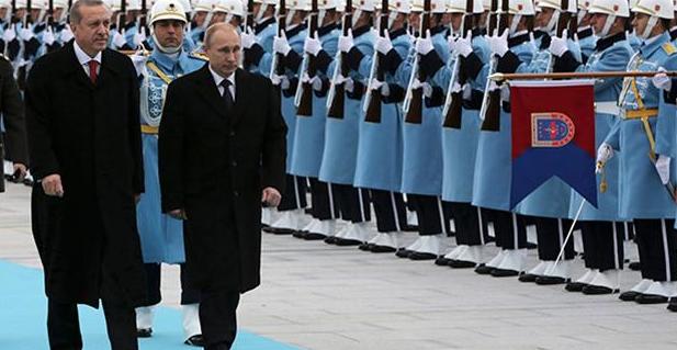 Recep Tayyip Erdogan Bertemu Vladimir Putin Di Rusia