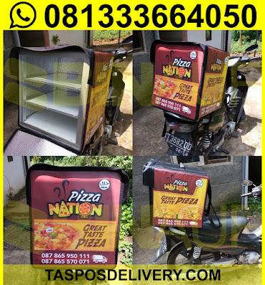 tas delivery makanan pizza nation mataram jakarta bandung surabaya solo jogja malang denpasar semarang batam bekasi tangerang