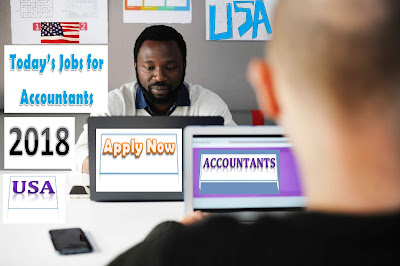 وظائف محاسبين - Today's Jobs for Accountants in USA | وظائف ناو