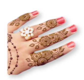 Mehndi Finger Designs Easy