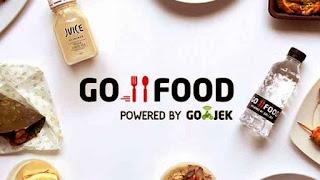Cara Pesan Makanan Lewat GoJek