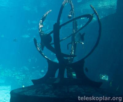 kayıp kıta mu kalıntı heykelleri