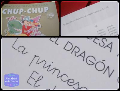 Libro Chup-Chup