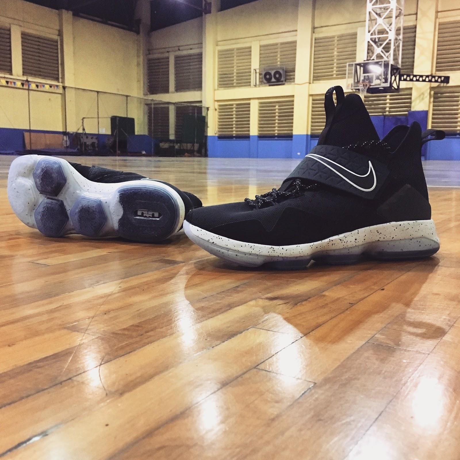 e2f0953baa5c Nike LeBron 14 Performance Review