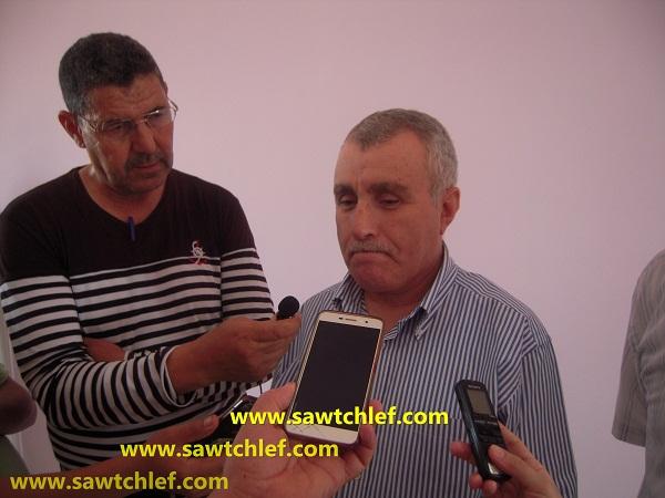والي الشلف: ضمان مجانية الشواطىء قرار لا رجعة فيه