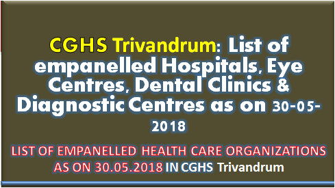 cghs-trivandrum-list-of-empanelled-hospitals