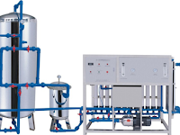 Mountain pure watersystem