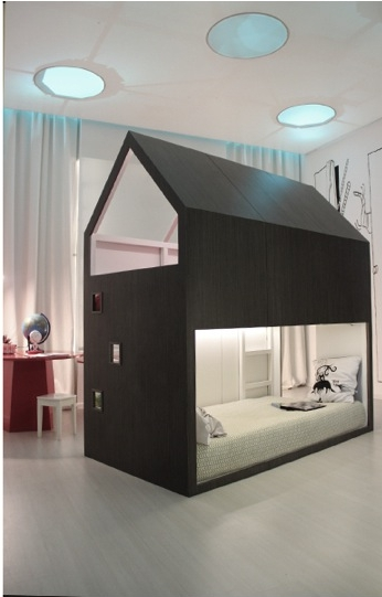 kinderzimmer bett. Black Bedroom Furniture Sets. Home Design Ideas