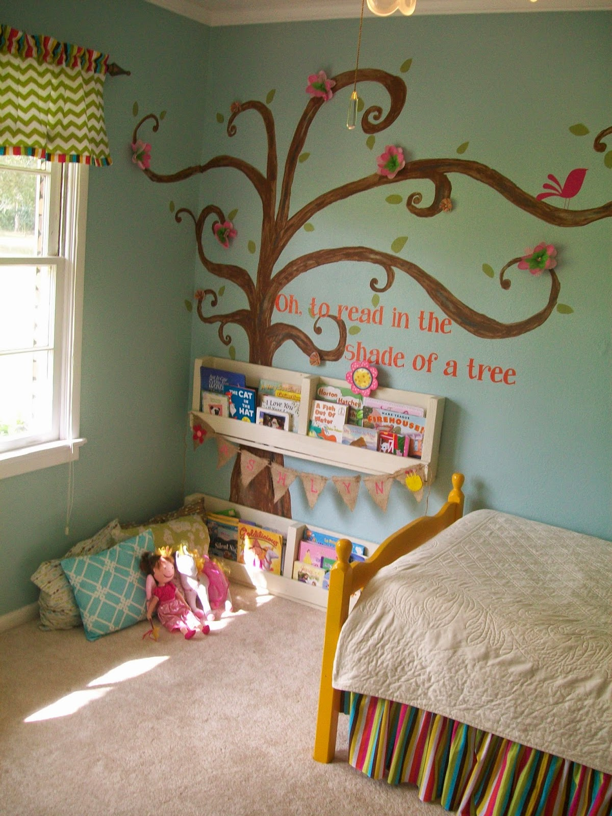 Cultivate Create Whimsical Wonderland Bedroom