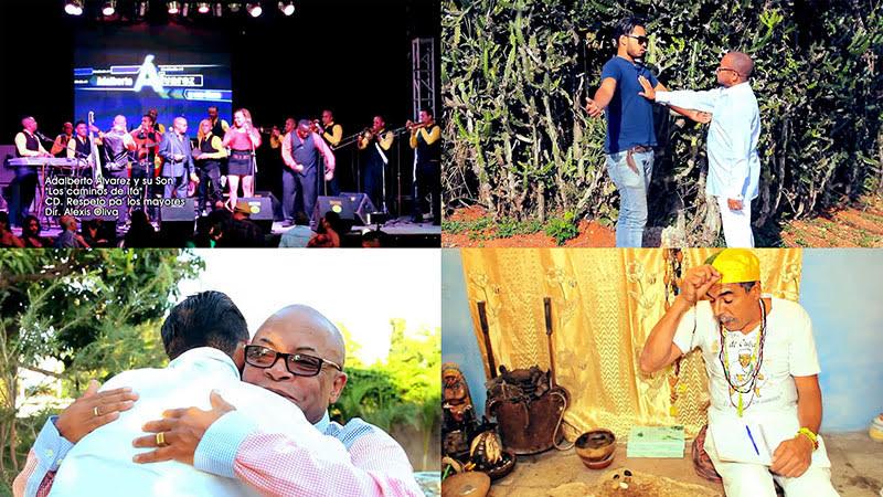 Adalberto Álvarez y su Son - ¨Los caminos de Ifᨠ- Videoclip - Dirección: Alexis Oliva. Portal del Vídeo Clip Cubano