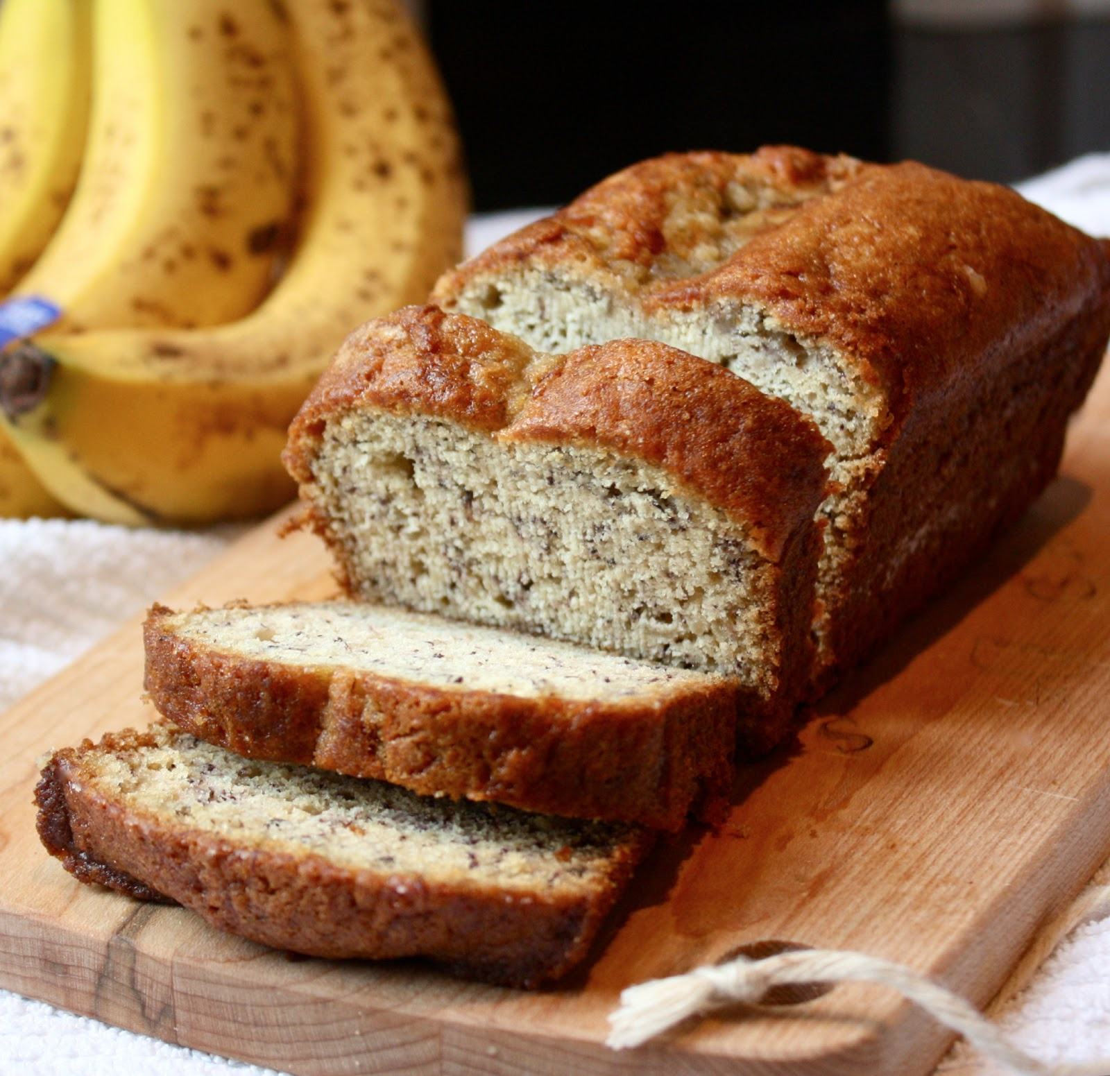 Banana Cake Recipe With Vegetable Oil