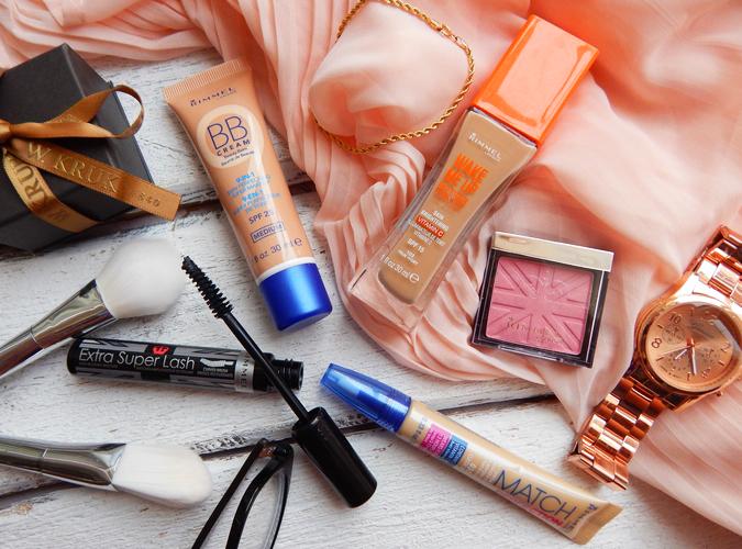 Kosmetyki do makijażu rimmel