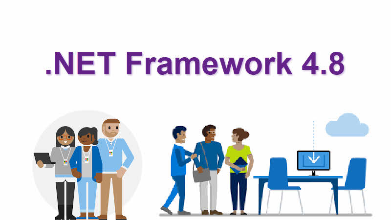 Download latest version of .NET Framework 4.8