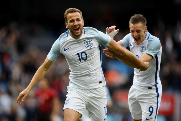 Striker Debutan dan Peluang Inggris di Euro 2016