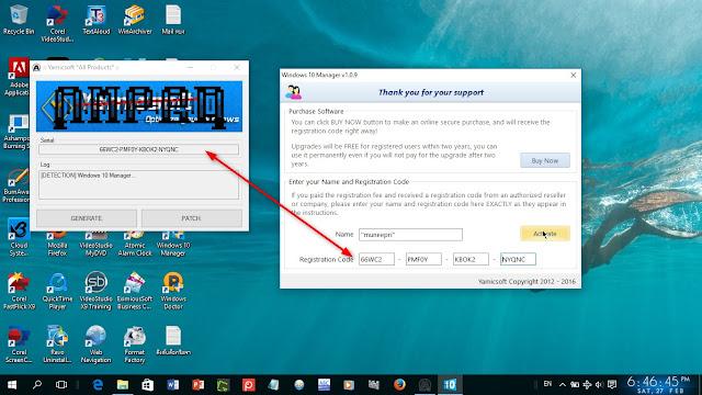 Yamicsoft - Windows 10 Manager